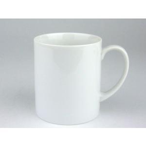 シンプルでスタンダードな形状のマグカップです。 そのままのご利用でも良いのですが  自分の好きなイラ...