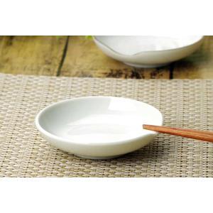 一人分のお漬け物や、タレ皿に最適な小皿です。 業務用に、家庭用にぜひお求めください。  サイズ: 直...