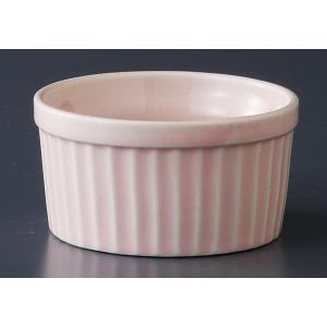 洋食器 カップ スフレ 焼き菓子/ カラースフレ(大)ピンク /オーブンOK 業務用 カフェ ポイント消化|duralex