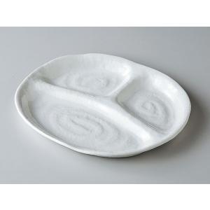 洋食器 モダン ランチプレート/ 白釉ランチ皿(小) /おしゃれ 業務用 レストラン 喫茶店 カフェ モーニング|duralex