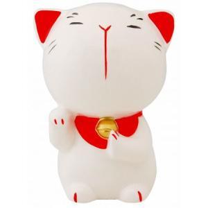 可愛い猫の貯金箱です。 可愛く飾りつつ倹約。 お子さまに楽しく貯蓄を学ばせるにも良いデザインです。 ...