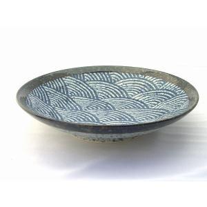 7.5麺皿 青海波 ポイント消化|duralex