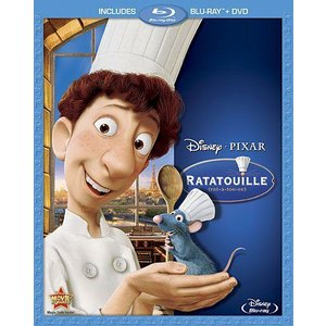 レミーのおいしいレストラン / Ratatouille (Blu-ray + DVD Combo) ...