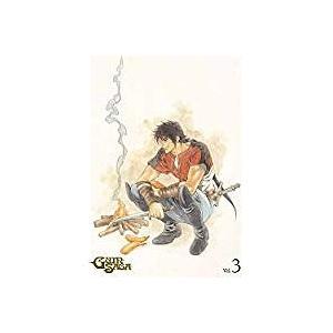 (アウトレット品)グイン・サーガ Vol.3〈完全生産限定版〉(DVD/アニメ)初回出荷限定 dvdoutlet