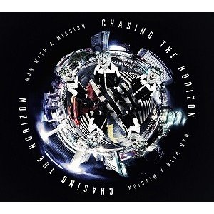MAN WITH A MISSION/Chasing the Horizon(CD/邦楽ポップス)初回出荷限定盤(初回生産限定盤)|dvdoutlet