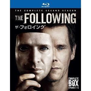 (アウトレット品)ザ・フォロイング セカンド・シーズン コンプリート・ボックス〈3枚組〉(Blu-r dvdoutlet