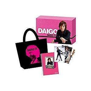 DAIGO/DAIGO TV Premium Package〈受注限定生産・2枚組〉(DVD/エンタ dvdoutlet
