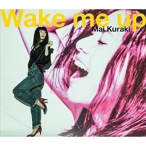 倉木麻衣/Wake me up〈初回限定盤 初回出荷限定 (DVD/邦楽)