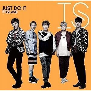(アウトレット品)FTISLAND/JUST DO IT(CD/韓国・中国系歌手)初回出荷限定盤(初回限定盤B)