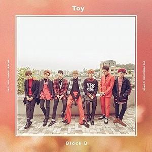 Block B/Toy(U-KWON Edition)(CD/韓国・中国系歌手)初回出荷限定盤(初回