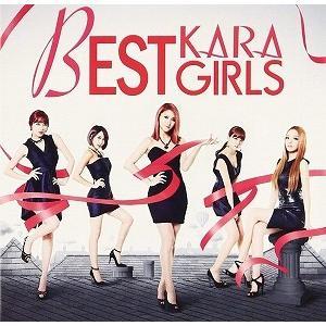 KARA/BEST GIRLS(CD/韓国・中国系歌手)初回...