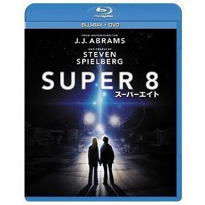SUPER 8/スーパーエイト ブルーレイ&DVDセット(Blu-ray・洋画SF)