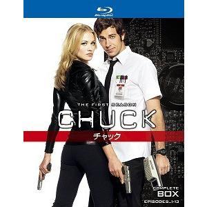 B 1 CHUCK/チャック BOX(Blu-ray・海外TVドラマ)