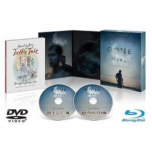 (アウトレット品)ゴーン・ガール ブルーレイ&DVD('14米)〈初回生産限定・2枚組〉(Blu-ray/洋画サスペンス)初回出荷限定|dvdoutlet