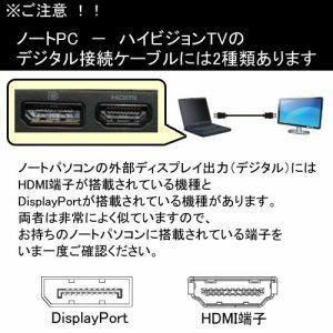 HDMIケーブル 3m <フラットタイプケーブル> ハイスピード+イーサネット(v1.4) 3D対応|dvsshops|04