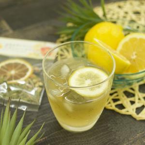 福岡県産レモンの水出しハーブティー 10gリーフ 4個セット