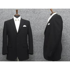 礼服 シングル 盛夏物 超黒 DEER ベーシックサマーフォーマルスーツ 2釦 ワンタック [A体][AB体][BB体][E体] DR6000S|dxksm466