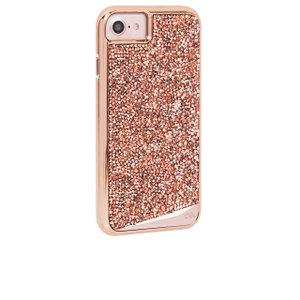 Case-Mate iPhone 8 ケース 4.7インチ 対応 (iPhone 7/iPhone 6s/6) Brilliance - Rose Gold ブリリアンス ローズゴールド|dyn