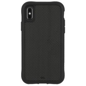 iPhoneXS Max 純正カーボンファイバー ビジネスシーン ブラック Protection Collection-Carbon Fiber Case-Mate ケースメート 耐衝撃性抜群|dyn