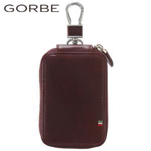キーケース スマートキー レザー スマートキーケース 本革 イタリアンレザー イタリア製 メンズ ゴルベ gorbe|dyn
