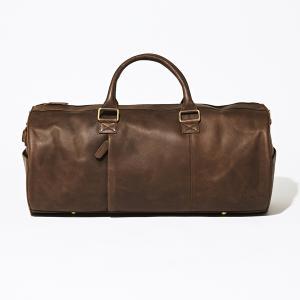 レザー バッグ 鞄 GORBEバッファローレザー3wayボストンバッグ ファッション小物|dyn