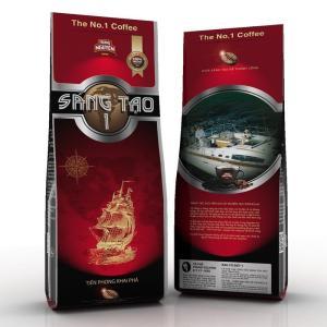 ベトナムコーヒー TrungNguyen SangTao1 チュングエン340g、中挽き|dyn