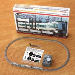 鉄道 鉄道模型 東武500系電車 特急リバティ スターターセット dyn