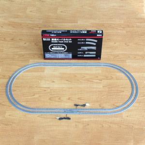 鉄道 鉄道模型 線路 レール クラシックトラック レールセットC 複線オーバルセット dyn
