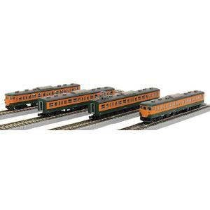 鉄道 鉄道模型 車両 国鉄113系 2000番代 湘南色 4両基本セット dyn