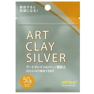粘土細工 アートクレイシルバー ART CLAY SILVER 銀粘土 50g dyn