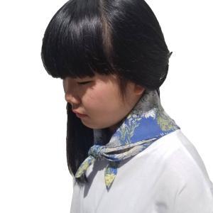夏のクールスカーフ 保冷剤1つ付き|dyn