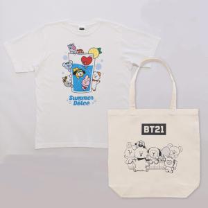 SODA T-Shirts&Tote bag-BT21 [M便 1/1]|dyn