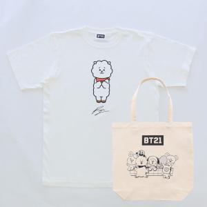 Solo1 T-Shirts&Tote bag_ BT21 [M便 1/1]|dyn