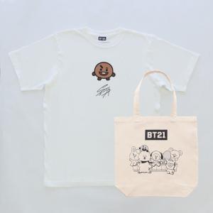 Solo5 T-Shirts&Tote bag_ BT21 [M便 1/1]|dyn