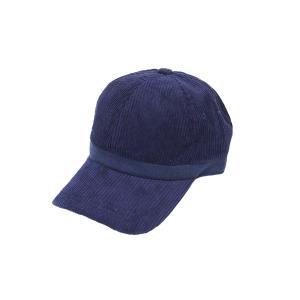 帽子 コーデュロイ リブcap|dyn