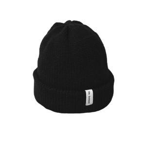 帽子 ニット帽 秋冬 ショート・ビーニー|dyn