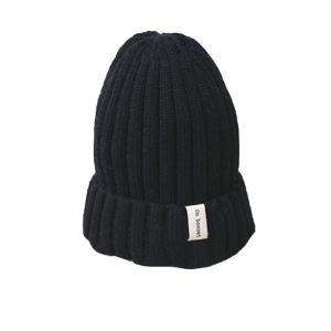 帽子 ニット帽 秋冬 リブニット・ワッチ|dyn