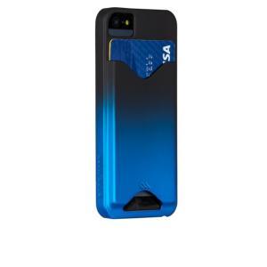 ICカード カード収納 Case-Mate iphoneSEケース iphone5sケース Case Matte Royal Blue 改札機エラー防止シート付 case-mate ケースメート  あすつく