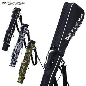 ラウンドスタンドバッグ フード付き クラブケース  DYNAGOLF ダイナゴルフ WORKS GOLF ワークスゴルフ|dyna-golf