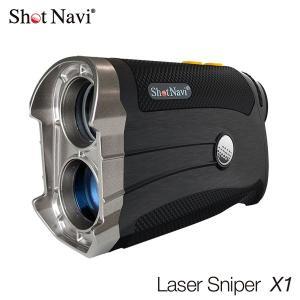 Shot Navi レーザー距離計 Laser Sniper X1|dyna-golf