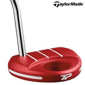 ゴルフ クラブ TaylorMade テーラーメイド パター RED Chaska(レッド チャスカ) シングルベント dyna-golf