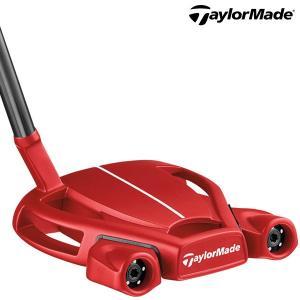 ゴルフ クラブ TaylorMade テーラーメイド パター SPIDER TOUR RED(スパイダーツアー レッド) スモールスラント dyna-golf
