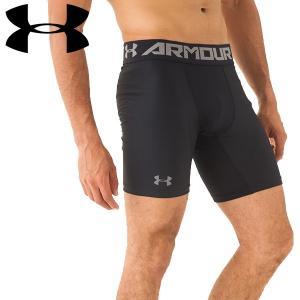 UNDER ARMOUR アンダーアーマー メンズ コンプレッション ショートパンツ ショートスパッツ インナー ウェア dyna-golf