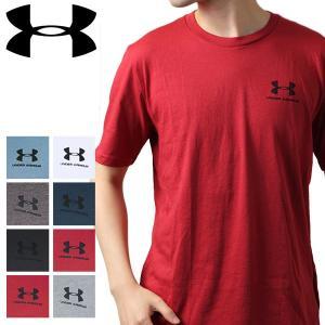 UNDER ARMOUR アンダーアーマー メンズ Tシャツ スポーツウェア|dyna-golf