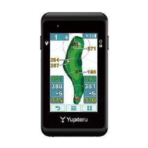 ゴルフナビ ユピテル Yupiteru カラー2.8インチ 静電式タッチパネル コースレイアウト表示 YGN5200 距離測定器|dyna-golf