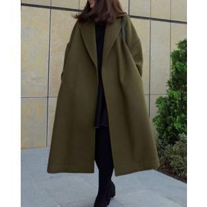 可愛いコート ゆったり ポンチョコート 女性 かわいい|dynamic-sun
