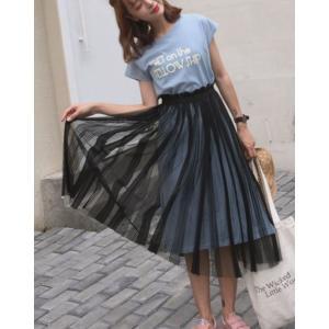 ワンピース tシャツ かわいい おしゃれ ベージュ ブルー|dynamic-sun