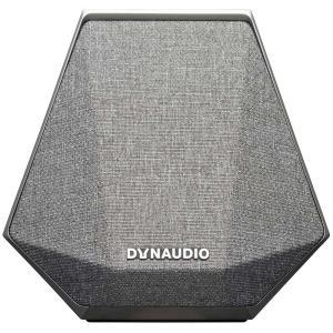 DYNAUDIO Bluetooth対応スピーカー Music1  Light Gray【ブルートゥース対応/Wi-Fi対応/ハイレゾ対応 】|dynaudio-music