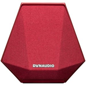 DYNAUDIO Bluetooth対応スピーカー Music1  Red【ブルートゥース対応/Wi-Fi対応/ハイレゾ対応 】|dynaudio-music