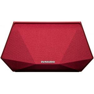 DYNAUDIO Bluetooth対応スピーカー Music3  Red【ブルートゥース対応/Wi-Fi対応/ハイレゾ対応 】|dynaudio-music